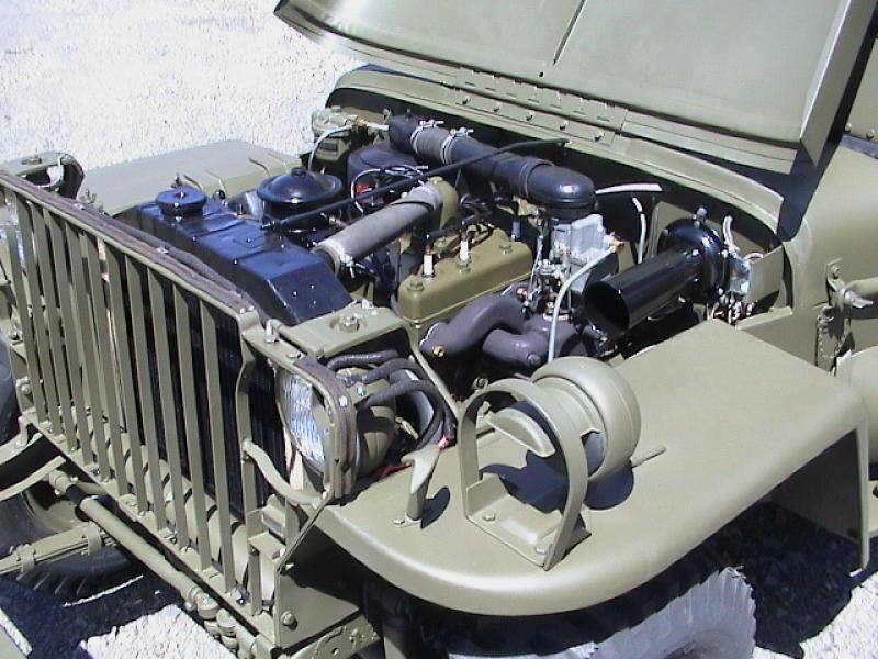 Slat on Dodge Flathead Engine Rebuild