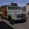 1942 All Wheel Drive Marmon Herrington Woody