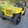 1942 FORD GPW SCRIPT JEEP WW2 MILITARY**SOLD $7500*** - $8500