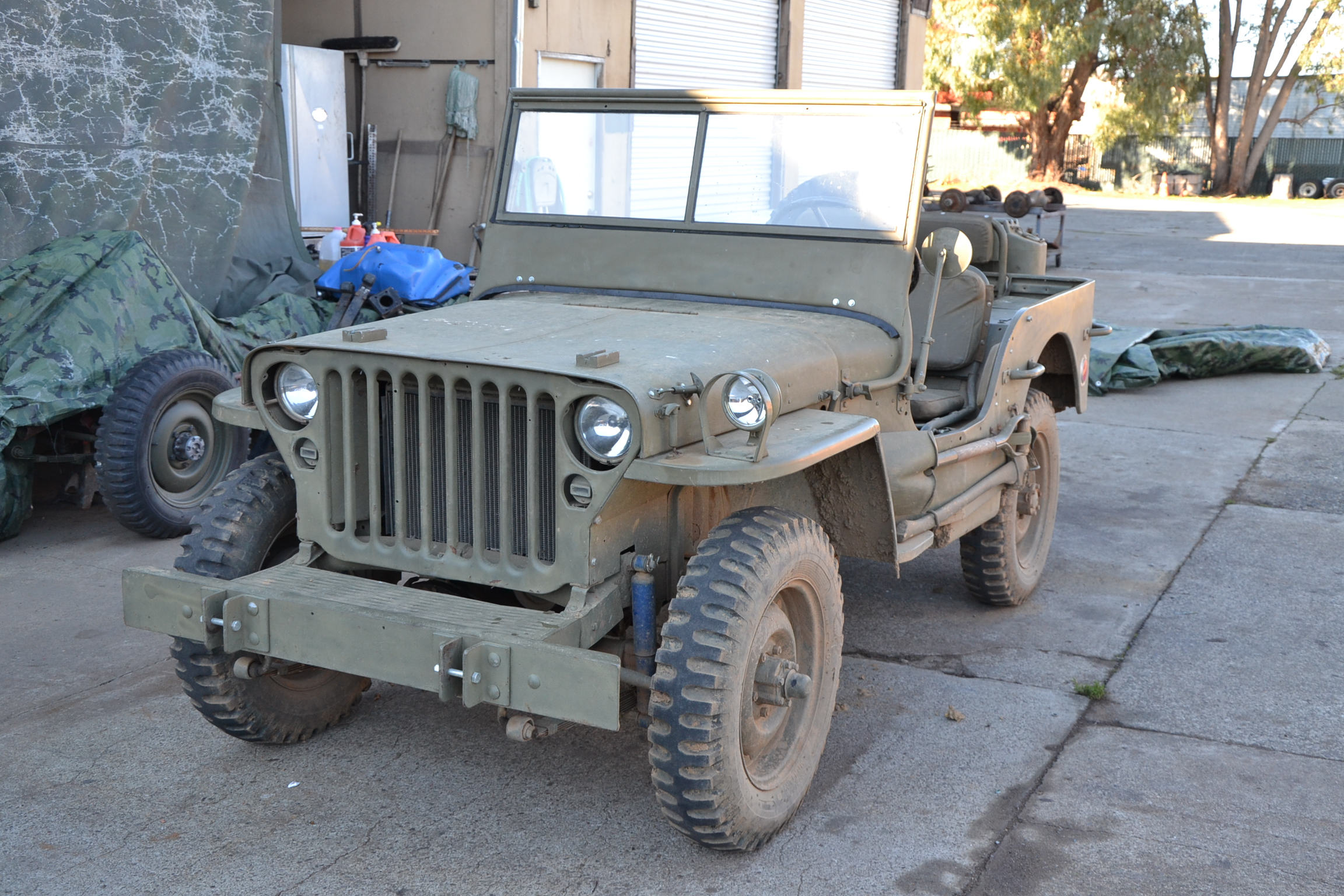 1942 jeep for sale
