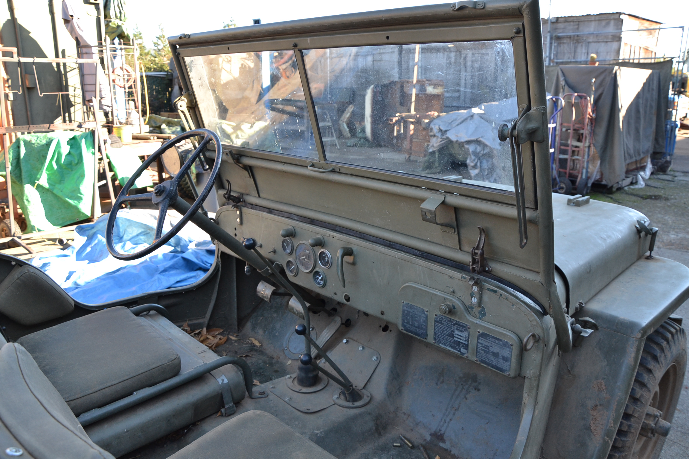 1942 willys jeep value