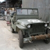1942 Willy's  MB Slat Grill Jeep HOXIE $8500  Sold for $7000