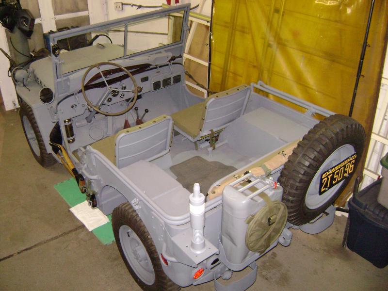 Willys Mb Usn Back on Dodge Flathead Engine Rebuild