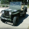1946 CJ2A DustOff Restoration