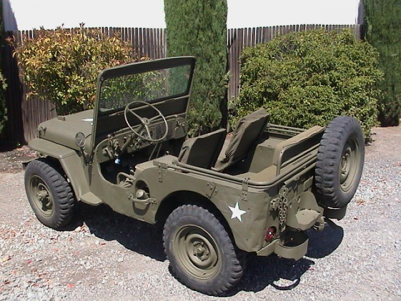 Classic Military Automotive 187 1951 M38 Jeep Sold For 6300