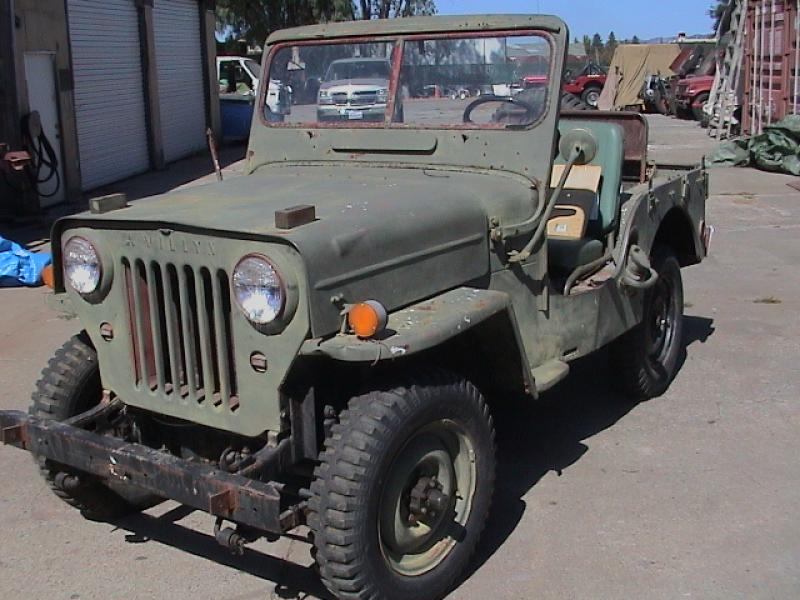 Classic Jeeps For Sale >> Classic Military Automotive » 1959 CJ3-BM by Mitsubishi Motors and Jeep $3900 (SOLD for $2450)