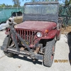 44 Willys July 44 Vineyard Jeep  $2500  (Sold for $1500)