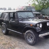 1970 Jeepster Commando $4,200 (Sold in Fall 2009 for $3500)