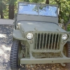 1944 Willys MB - $19,500 (Sold in Fall 2009 for $15,000)